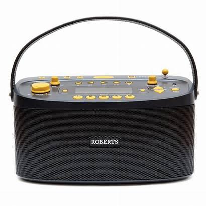 Radio Dab Roberts Portable Bluetooth Fm Rds