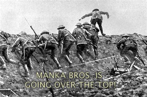 manka bros     top chairmans blog