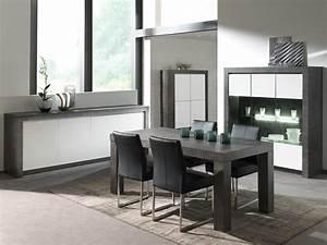 Plafonnier Salle à Manger : salle a manger colora mobilier confort ~ Teatrodelosmanantiales.com Idées de Décoration