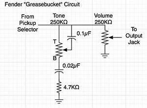 Greasebucket Tone Circuit