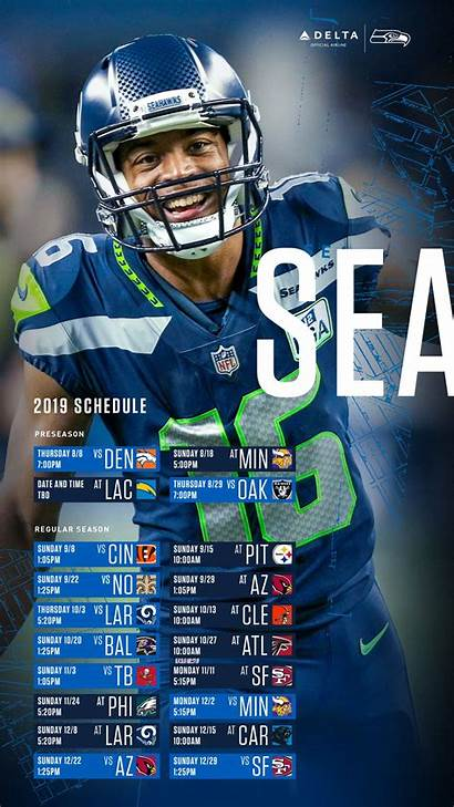 Seahawks Seattle Schedule Iphone Printable Wallpapers Android