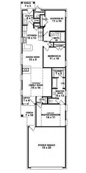 house plans for narrow lots with front garage 653501 warm and open house plan for a narrow lot