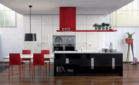 cuisine grise  rouge associations harmonieuses en  idees