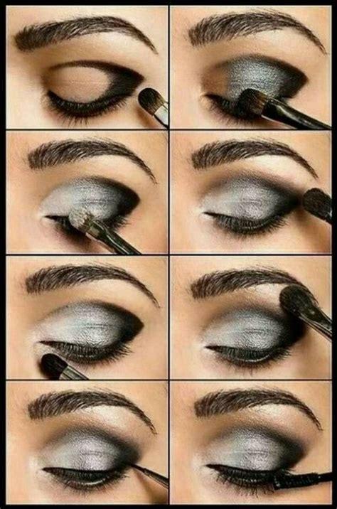 smokey eye makeup tutorials fashionsycom