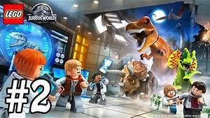 Vidéos De Lego : lego jurassic world dinosaurios caricaturas para ni os videos de juegos de ni os parte 2 ~ Medecine-chirurgie-esthetiques.com Avis de Voitures