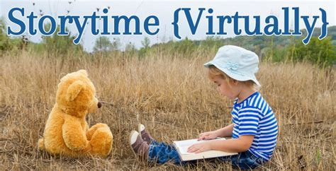 Fun Virtual Storytimes for Kids (From Space, Oprah, Frozen ...