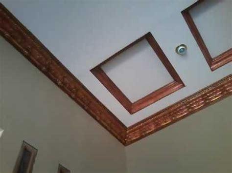 pemasangan gipsun plafon rumah doovi