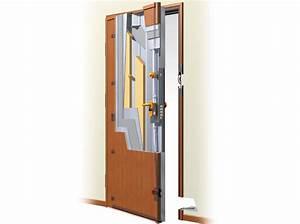 Renforcer Porte D Entrée : comment renforcer la s curit d 39 une porte d 39 entr e la ~ Premium-room.com Idées de Décoration