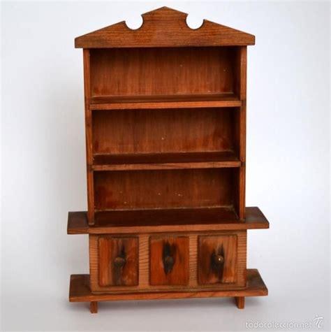 alacena de juguete cm mueble cocina miniatura en madera de pino muebles de cocina