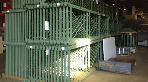 Pallet Racking And Shelving