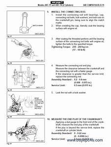Hino Engine Fd Fe Ff Sg Pdf Workshop Manual 2001 Download