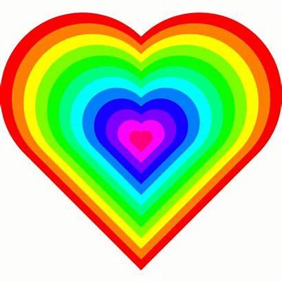 Rainbow Heart Newgrounds Animation Clipart Clipartbest Hearts