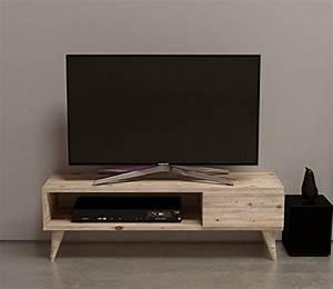 Meuble Tv Tendance : trouvez le parfait meuble tv scandinave en bois pour ~ Premium-room.com Idées de Décoration