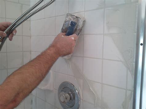 Bathroom Tile Repair Youtube