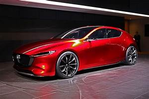 Mazda Kai Concept : mazda kai hints at a gnarly new mazda3 roadshow ~ Medecine-chirurgie-esthetiques.com Avis de Voitures
