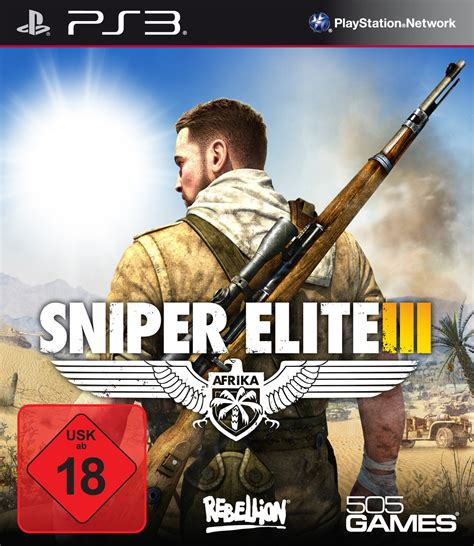 sniper elite iii video game reviews  previews pc ps
