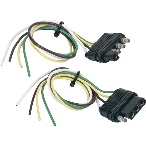 Hopkins Towing Solutions Wire Flat Trailer Wiring
