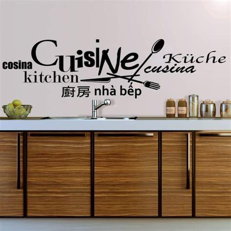 sticker deco cuisine decoration cuisine stickers