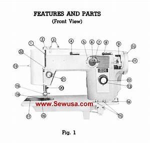 White 530 Instruction Manual
