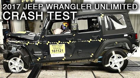 crash test siege auto 2013 jeep wrangler crash test 28 images 2015 jeep wrangler