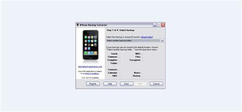 iphone backup extractor iphone backup extractor 2 5 6