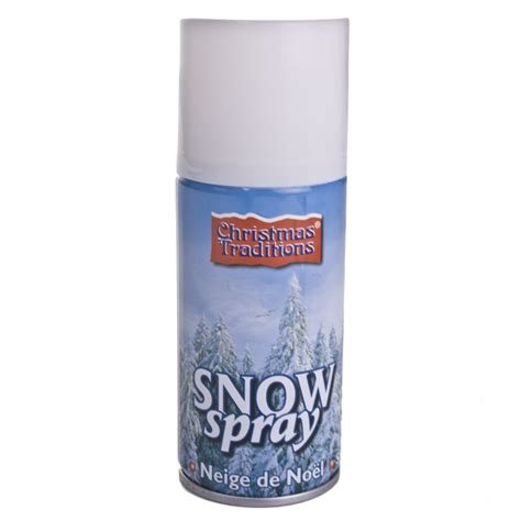 28 best canned snow spray neato coolville it s howdy