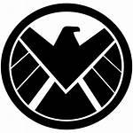 Shield Marvel Icon Eagle Transparent Thor Clipart