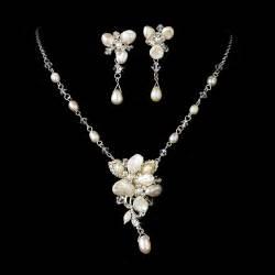 pearl wedding ring sets weddings by kristine