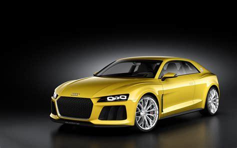 Audi Concept Car Wallpaper by 2013 Audi Sport Quattro Concept Wallpaper Hd Car