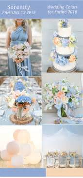 wedding colors top 10 wedding colors for 2016 trends from pantone