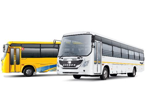 volvo eicher launch  generation buses  bangalore