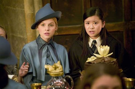 Harry Potter And The Goblet Of Fire Cast Fleur Delacour