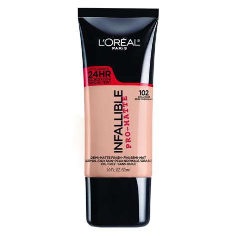 L Oreal Infallible Pro Matte Foundation l or 233 al infallible pro matte liquid