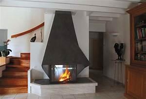 poele cheminee guide pour choisir un poele ou une cheminee With decoration hotte de cheminee