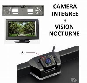 Camera De Recul Clio 4 Medianav : camera de recul 4 led eclairage sur support plaque ecran couleur ebay ~ Medecine-chirurgie-esthetiques.com Avis de Voitures