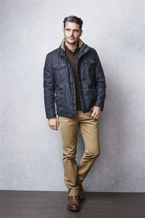 Rugged Refined Weekend Wear Done Right With Casual