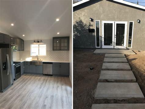 kitchen garage conversion 1 maxable