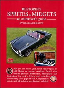 Austin Healey Sprite Shop  Service Manuals At Books4cars Com