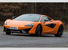 McLaren 570S review Auto Express