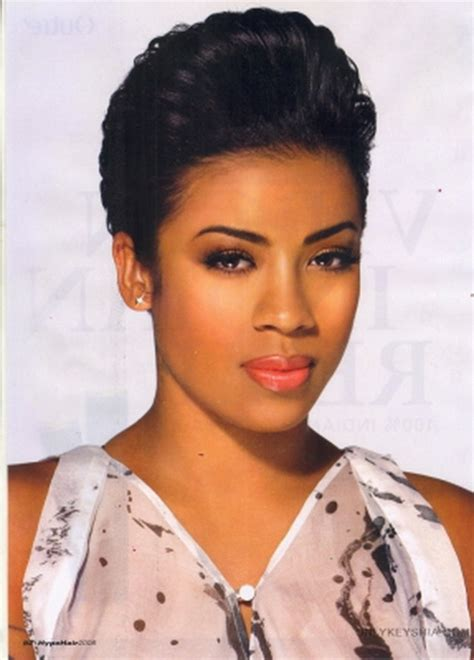 Keyshia Cole Black Hairstyles by Keyshia Cole Curly Hairstyles