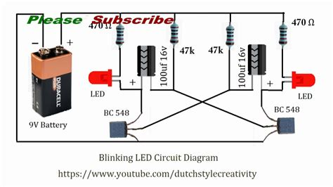 how to make led christmas lights blink led light circuit diagram 9v wiring diagrams schematics