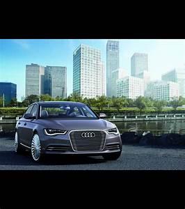 Audi A6 Hybride : audi pr sente une d clinaison hybride de l 39 a6 p kin ~ Medecine-chirurgie-esthetiques.com Avis de Voitures