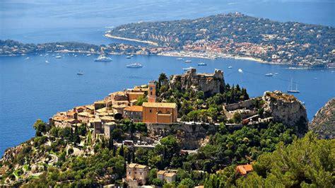 Eze Village French Riviera Hd Youtube