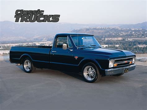 Classic Trucks For Sale 1963 Chevy C10 Stepside Truck