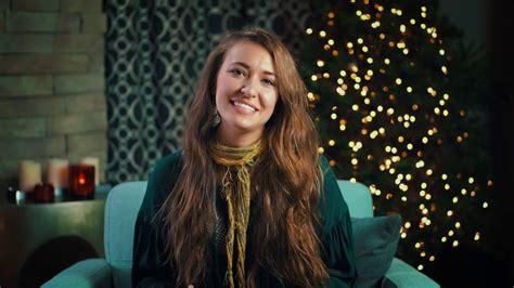 lauren daigle  white christmas youtube