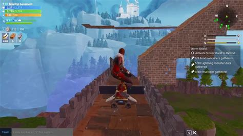 fortnite hoverboard racing track doovi