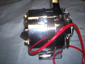 Ford Mustang One Wire Alternator Generator