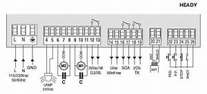 Two Photocells Wiring Diagram One Light