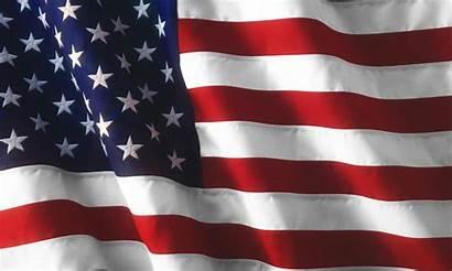 Flag American Waving Usa America United Background