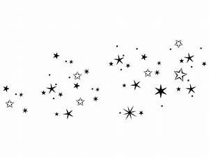Sterne Vom Himmel : wandtattoo n chtlicher sternenhimmel bei ~ Lizthompson.info Haus und Dekorationen